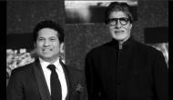 अमिताभ बच्चन: मैं उस देश का वासी हूं, जिस देश में सचिन बहता है