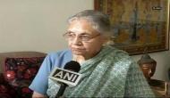 Full statehood not possible: Sheila Dikshit on Kejriwal's protest