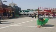 पाकिस्तान से वापस लौटीं उज़मा, वाघा बॉर्डर पहुंचते ही सरज़मीं को किया सलाम