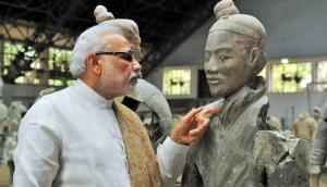 """In photos: 3 years of """"Modi swag"""""""