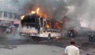 बिहार: चलती बस में लगी आग, 8 की मौत, 20 से ज़्यादा ज़ख़्मी