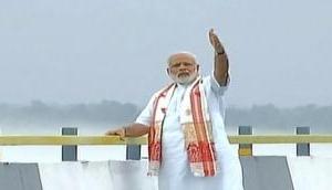 Lata Mangeskar praises PM Modi for naming India's longest bridge after Hazarika