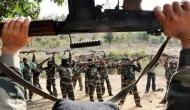 झारखंड: नक्सलियों का रेलवे स्टेशन पर हमला, मालगाड़ी का इंजन फूंका