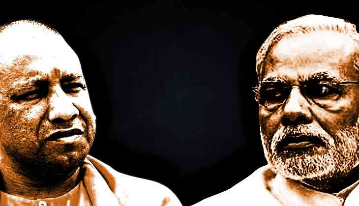 Dalit BJP MLA to Modi against Yogi