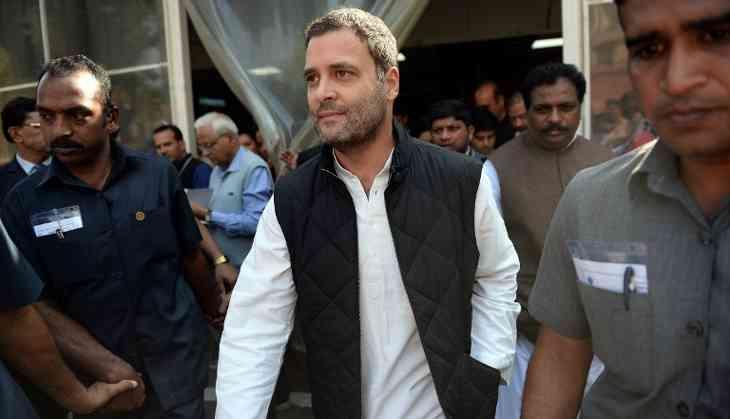 Rahul Gandhi visits Saharanpur, accuses Modi of harassing Dalits & minorities