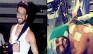 'पद्मावती' की शूटिंग के दौरान रणवीर सिंह को सिर पर लगी चोट