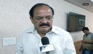 Naidu says was misquoted on loan waiver statement