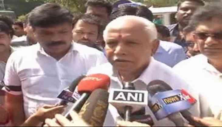 Yeddyurappa will be BJP's CM face in Karnataka: Amit Shah