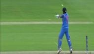 India vs Sri Lanka: MS Dhoni becomes first to complete 100 stumpings in ODIs, Twitter celebrates
