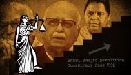 बाबरी विध्वंस: आडवाणी-जोशी, उमा समेत 12 पर आपराधिक साज़िश का आरोप तय