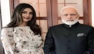 Priyanka Chopra meets PM Narendra Modi