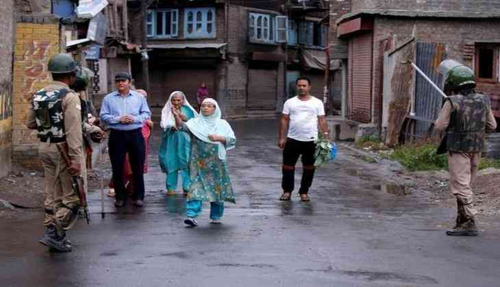 Curfew relaxed in parts of Jammu, authorities urge people to