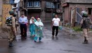 जम्मू-कश्मीर में मानवाधिकार उल्लंघन के सबसे ज़्यादा मामले