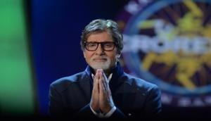 Amitabh Bachchan begins work on KBC's new season