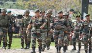 सेनाध्यक्ष बिपिन रावत कश्मीर दौरे पर, एयर चफ़ मार्शल भी साथ में