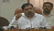 K'taka HM G. Parameshwara offers resignation