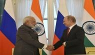 Welcome Russia's unconditional support on 'cross border terrorism': PM Modi