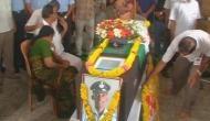 Tribute paid to Sukhoi-30 IAF pilot