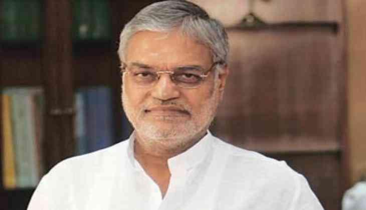 CP Joshi set to become Rajasthan Cricket Association president