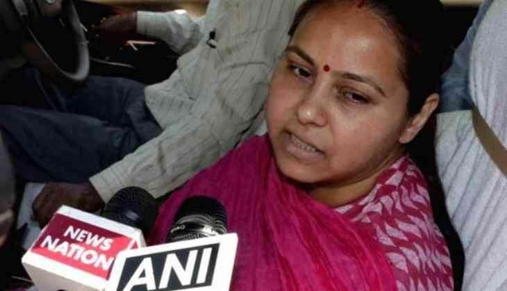 ED files chargesheet against Misa Bharti's CA Rajesh Agarwal
