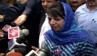 Mehbooba Mufti prays for Kashmiri Pandits 'respectful return'