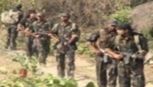 सुरक्षाबलोंं की कार्रवाई से नाराज नक्सलियों ने दी धमकी, आज बुलाया भारत बंद