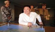 Nuclear button is always on 'my desk', says Kim Jong-un