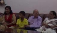 Mumbai: Irish PM to-be Leo Varadkar's family beaming with pride