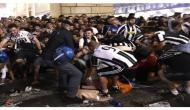 Italy: At least 1,000 injured in Turin stampede