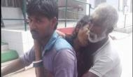 Bihar: Denied mortuary van, man carries wife's dead body on motorcycle
