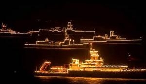 Indian Navy saving energy under 'Green Initiatives Drive'