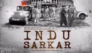 Plea in SC to stay release of film Indu Sarkar