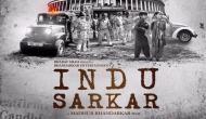'इंदु सरकार' की रिलीज पर रोक के लिए सुप्रीम कोर्ट से अपील