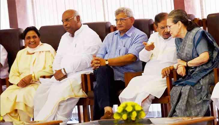 Will arch-rivals unite to return Mayawati to the Rajya Sabha?
