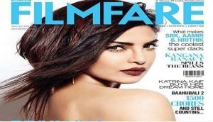 Priyanka Chopra wins over on magazine cover