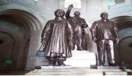 यूपी: दलित स्मारकों में महाराणा प्रताप, पृथ्वीराज चौहान के साथ OBC महापुरुषों की लगेंगी मूर्तियां