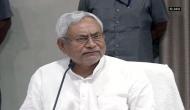 Nitish blames Biharis for spoiling Bihar's image