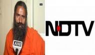 Patanjali rubbishes reports of Ramdev buying NDTV