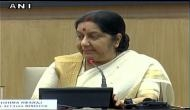Sushma Swaraj says will help Indians even if they are stuck on Mars