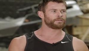 'Avengers' actor Chris Hemsworth arrive in Mumbai for Netflix film 'Dhaka'