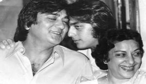 Happy Birthday Sanjay Dutt: Some adorable pictures of 'Bhoomi' actor that proves that he was a cute 'baba'