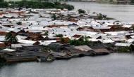 Bangladesh flood victims starving