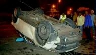 Cop killed, another injured in road accident in Uttar Pradesh