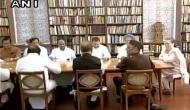 Congress Working Committee meeting underway at Sonia Gandhi's residence
