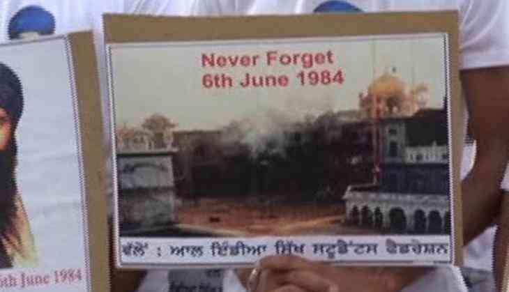 Pro-Khalistan Slogans Raised In Golden Temple Complex