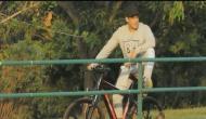 सलमान ख़ान ने खोला फिट होने का राज़, लाॅन्च की 'BeingHuman-Ecycle'