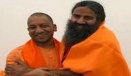 UP CM Yogi Adityanath to practice yoga with Ramdev ahead of International Yoga Day