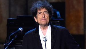Bob Dylan's Nobel speech: a splendidly eccentric performance