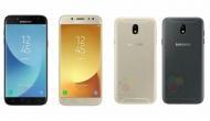 एंड्रॉयड नूगा और 4G VoLTE के साथ Samsung Galaxy J3, J5 और J7 (2017) लॉन्च