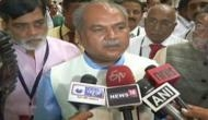 Rahul Gandhi fond of publicity: Centre on his Mandsaur visit